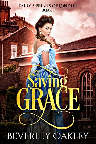 Saving Grace – Beverley Oakley Romance Novels