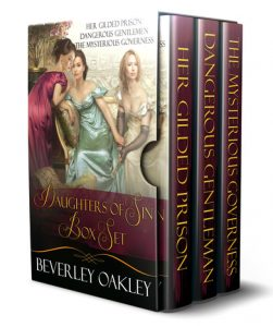Daughters of Sin Box Set books 1-3