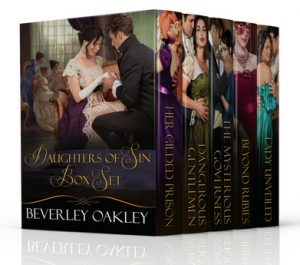 Daughters of Sin Box Set Books 1-5