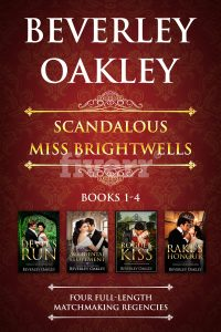 Scandalous Miss Brightwells