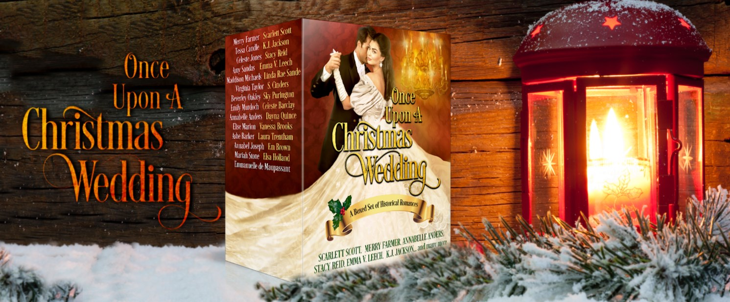 Once upon a Christmas Wedding Box Set